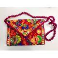 patchwork women sling bag