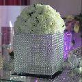 crystal wedding box