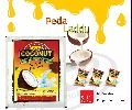 Coconut Milk Laddu