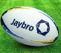 hand sewn rugby ball
