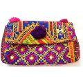 Antique Textiles Patchwork Fabric Banjara Clutch Bags