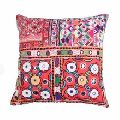 mirrorwork patchwork cushion covers