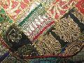 Sari Patchwork HandBags Clutch Bags