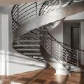 Aluminum Staircase Fabrication