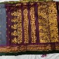 sico gadwal sarees with self borders with blouse