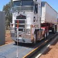 Electric Truck Weighing Scale