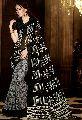 Handloom Printed Sarees