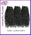 Kinky Curly Hair Bundles - HairShopee Remy Indian Human Hairs