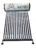 PC Solar Water Heating System