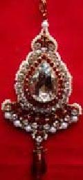 Bridal head jewelry jhumar