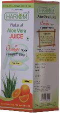 Orange Flavour Aloe Vera Juice
