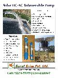 1Hp 110V Solar Borewell Submersible Pump