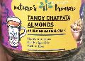 Tangy Chatpata Almonds