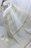 Cotton Silk Gheecha Sarees