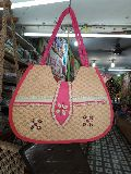Bamboo ladies bags