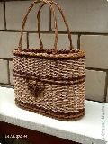Bamboo vegetable & froot carry bag