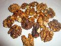 Amber quality walnut kernels