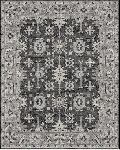 Hand-Knotted Turkish Knot Oushak