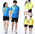 Tennis Jersey & Shorts