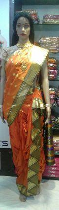 ready made nauvari sarees