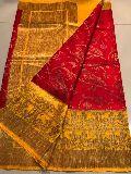 Banarasi Dupioni Silk Fabric