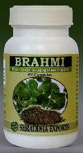 BRAHMI CAPSULES (Centella asiatica leaves powder)
