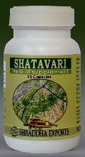 SHATAVARI CAPSULES (Asparagus racemosus roots powder)