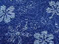 Cotton Jacquard Denim Fabric