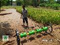 Plastic Drum Seeder