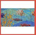 Aquarium Glass Mosaic Tile