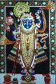 Shrinathji Design Glass Mosaic Tile