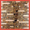 Light Brown Glass Mosaic Tile