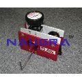 Portable Compression Testing Machine