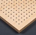 Acoustic Perforated Wooden Panel