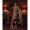 Heavy Bridal Lehenga for Bride