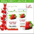 Organic Strawberry Face Wash