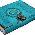Prastara Handmade A5 Luxury Leather hardbound cover diary