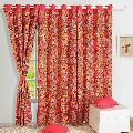Colorful Cotton Window Curtains