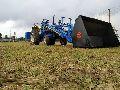 Telescopic Tractor Loader