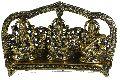 Brass Lakshmi Ganesh Saraswati Statue