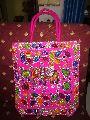 Cotton Embroidered Handbag