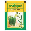 EXP HYB 2 Hybrid Okra Seeds