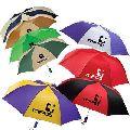 Plain Promotional Folding Umbrella