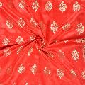 Satin Brocade Fabric
