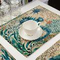 Multicolor Table Mat
