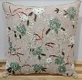 Cotton Chambray Cushion Cover