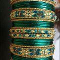 Decorative Metal Bangle