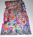 Popular silk digital print shawl