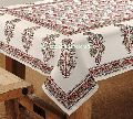 multi color jaipur hand block printed napkins table covers