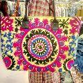 woman shopping hand bag